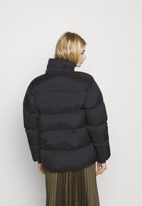adidas Originals - WINTER LOOSE JACKET - Down jacket - black - 3