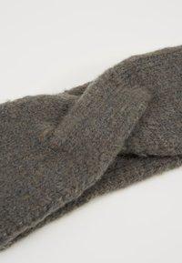 ONLY - Nauszniki - medium grey melange - 4