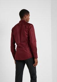 HUGO - ELISHA EXTRA SLIM FIT - Formal shirt - dark red - 2