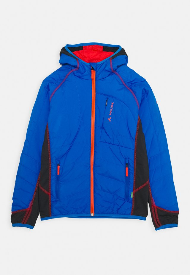 KIDS CAPACIDA HYBRID JACKET - Outdoor jacket - radiate blue