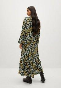 Mango - CRIS - Maxi dress - schwarz - 1