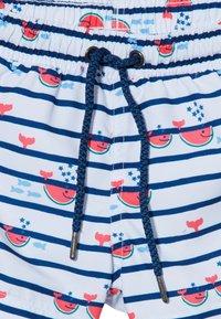 Sunuva - STRIPE WATERMELON WHALE SWIM  - Swimming shorts - multi - 4