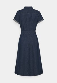 Anna Field - Denim dress - dark blue denim - 1