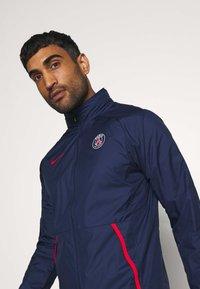 Nike Performance - PARIS ST GERMAIN - Club wear - midnight navy/university red - 3