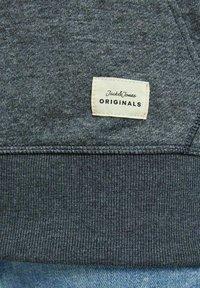 Jack & Jones - Sweater met rits - navy blazer - 6