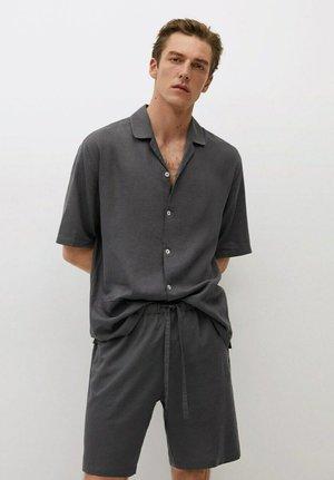 Pyjama bottoms - antraciet