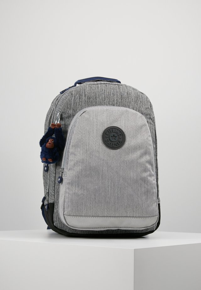 CLASS ROOM - Rucksack - ash denim blue