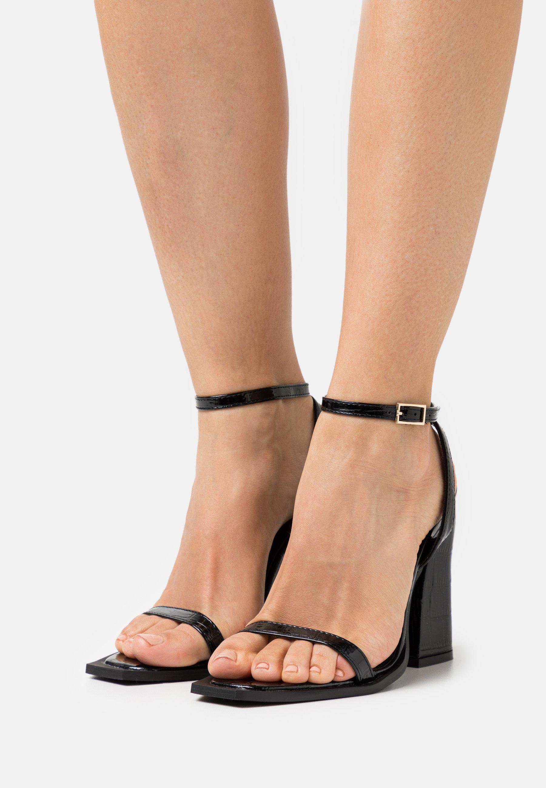 Women ROUGE - Sandals - black