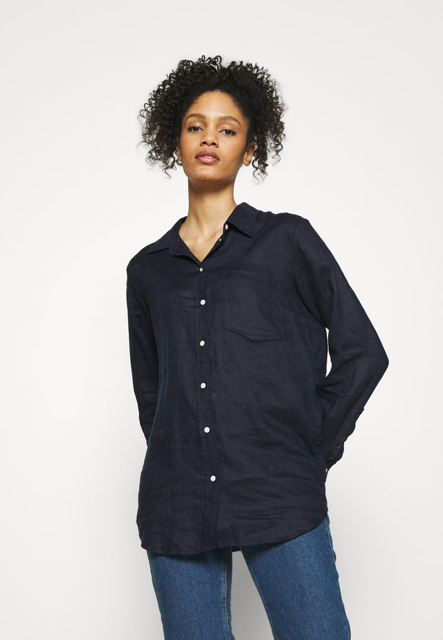 Blouse - navy uniform