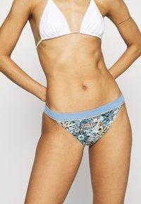 Roxy - BLOOM REGULAR BOTTOM - Bikini bottoms - multi-coloured - 0