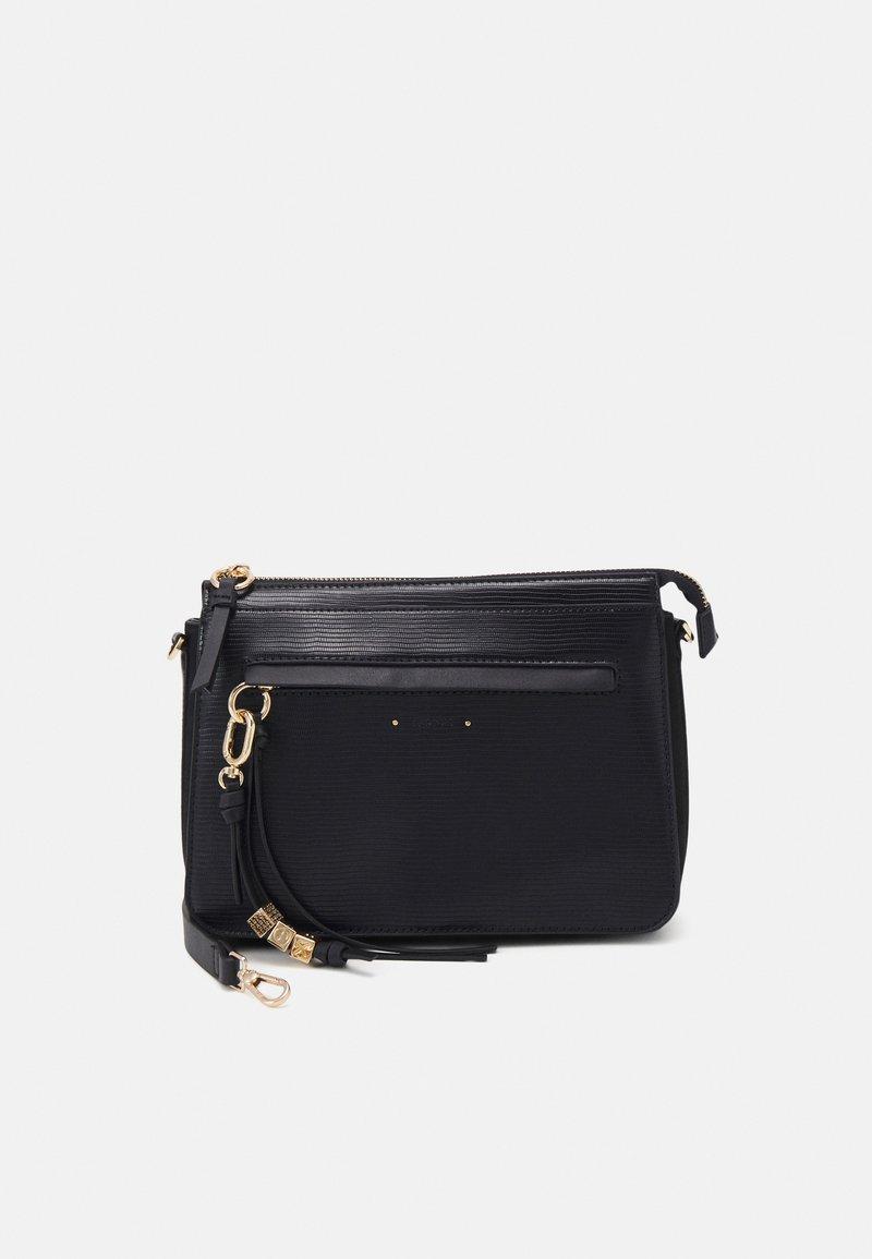 PARFOIS - CROSSBODY BAG VERVE - Across body bag - black