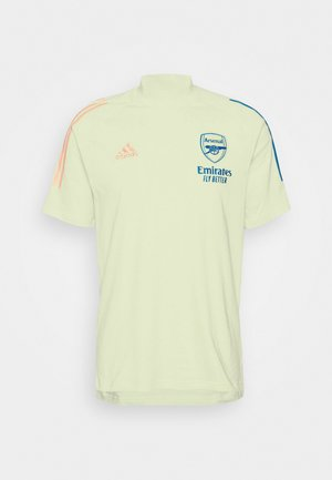 ARSENAL FC FOOTBALL SHORT SLEEVE - Equipación de clubes - yellow tint