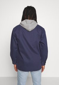 Levi's® - HOODED JACKSON OVERSHIRT - Summer jacket - dress blues - 2