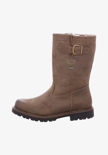 Winter boots - mokka
