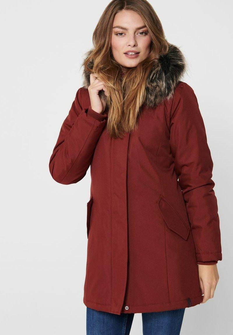 ONLY - ONLKATY  - Winter coat - fired brick