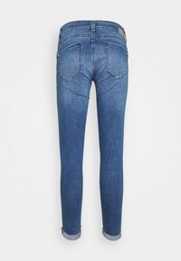 Mavi - LEXY - Skinny džíny - mid brushed glam - 7