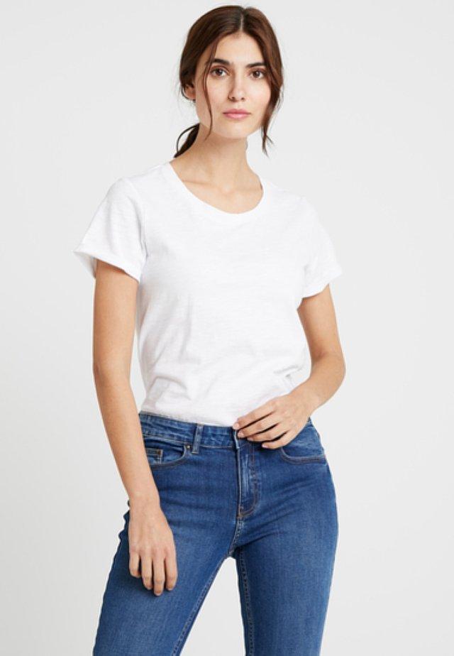 Basic T-shirt - bright white