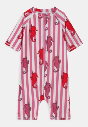 SWIMSUIT SEAHORSES - Plavky - pink