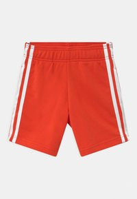 adidas Performance - SET UNISEX - Sports shorts - white/black/vivid red - 2