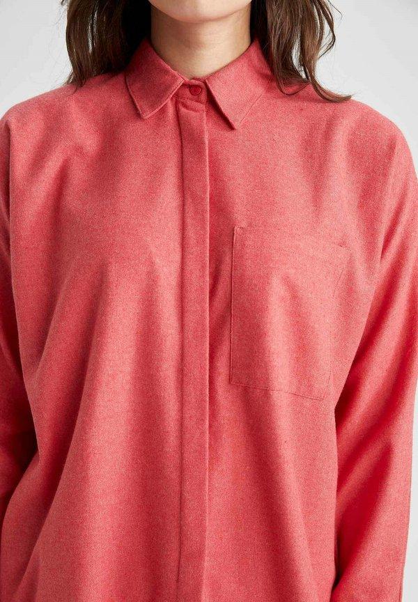DeFacto Koszula - red/jasnoczerwony EFLH