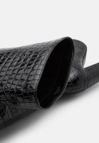Steve Madden - TAMSIN - High heeled boots - black - 5