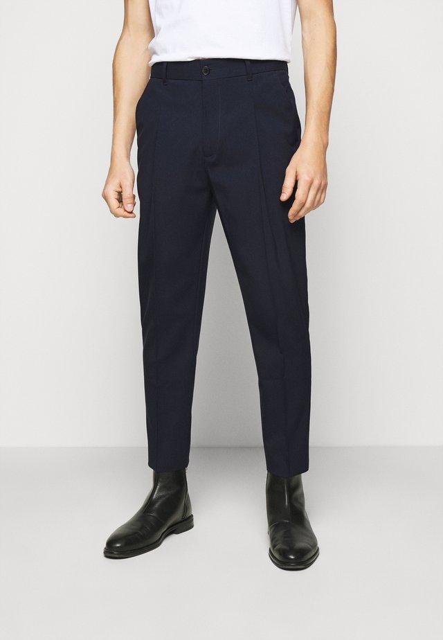 PACO TECH - Pantalones - dark blue
