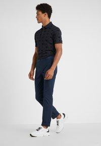 Emporio Armani - Polo shirt - blu navy - 1