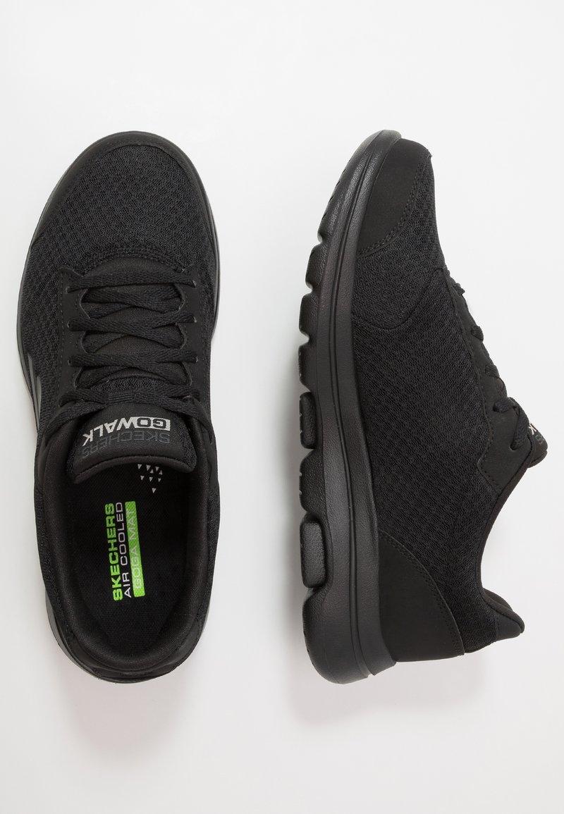 hígado Insustituible agrio  Skechers Performance GO WALK 5 QUALIFY - Zapatillas de entrenamiento -  black - Zalando.es
