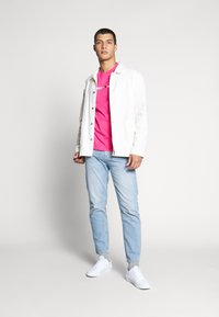 Tommy Jeans - DAD JEAN - Straight leg jeans - light-blue denim - 1