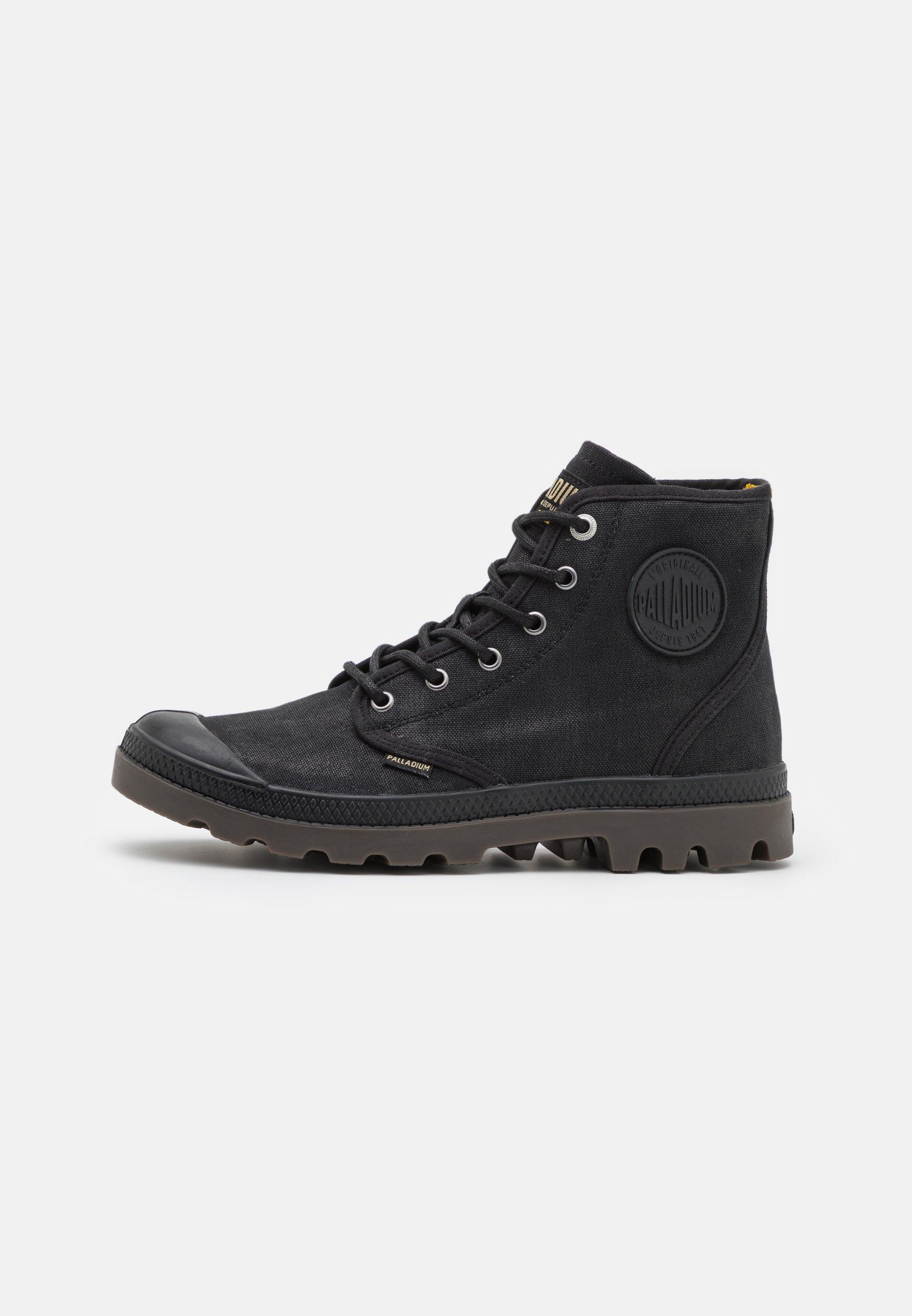 Men PAMPA HI WAX UNISEX - Lace-up ankle boots