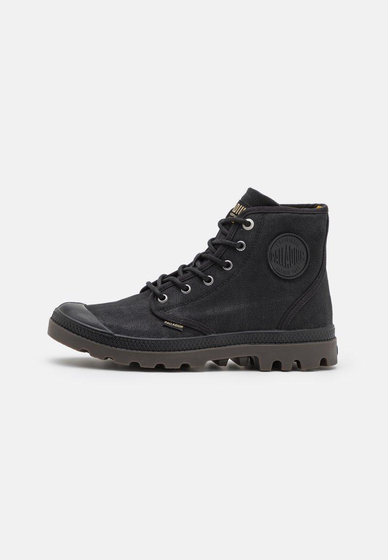 Palladium - PAMPA HI WAX UNISEX - Lace-up ankle boots - black