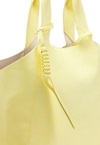 myMo - Tote bag - hellgelb - 5