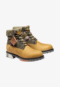 Timberland - Veterboots - wheat full grain - 2