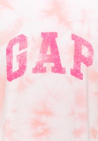 GAP - EASY TEE - T-shirt med print - pink - 2