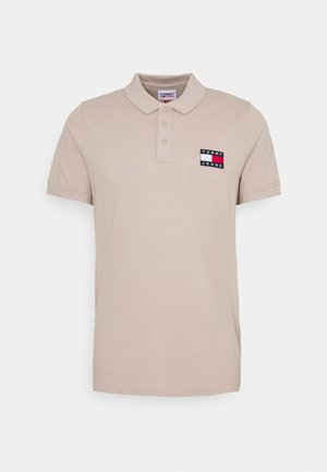BADGE LIGHTWEIGHT - Polo - beige