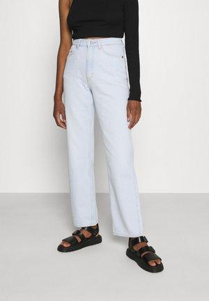 ROWE - Jeans straight leg - super light