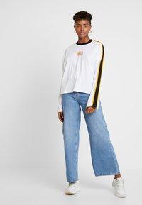 Ragged Jeans - BRAG TEE - Longsleeve - white/multi - 1