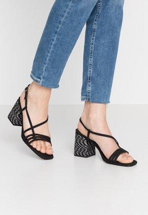 NERIT - Sandals - black