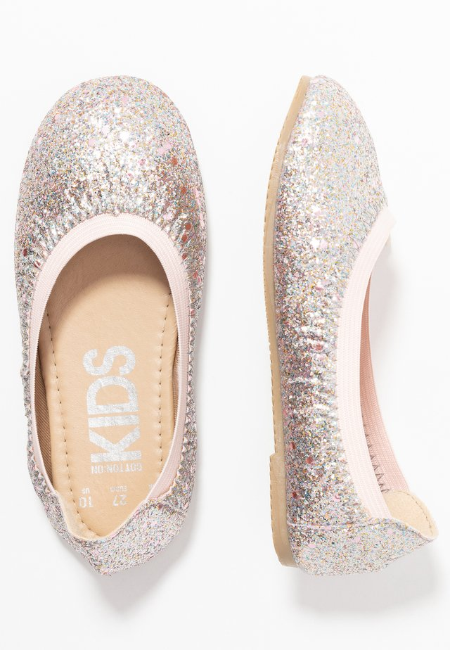 KIDS PRIMO - Klassischer  Ballerina - pink glitter