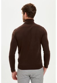 DeFacto - Strickpullover - brown - 2