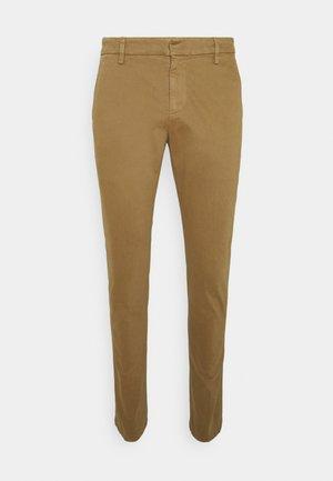 PANTALONE GAUBERT - Trousers - camel