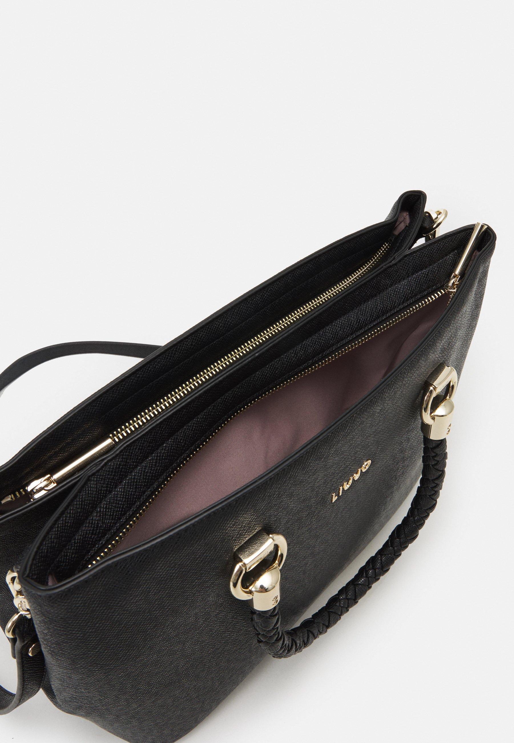 Damen L SATCHEL DOUBLE ZIP - Handtasche