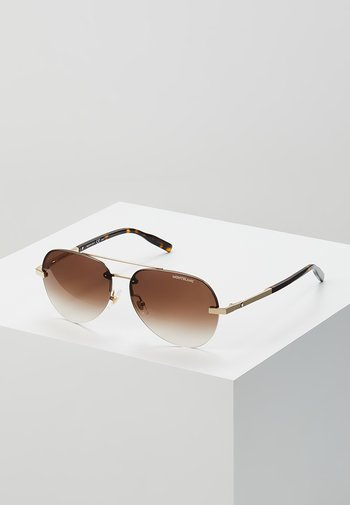 Sunglasses - gold-coloured/gold-brown