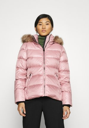 ESSENTIAL JACKET - Down jacket - dusky pink