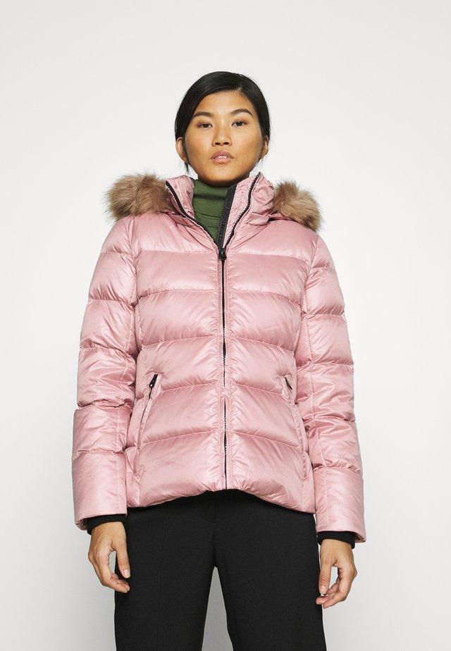 ESSENTIAL JACKET - Down jacket - dusky pink