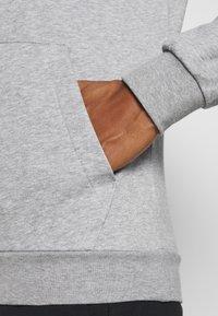 adidas Performance - SET - Träningsset - medium grey heather/black - 7
