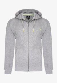 Threadbare - TANGERINE - Zip-up hoodie - grau - 5