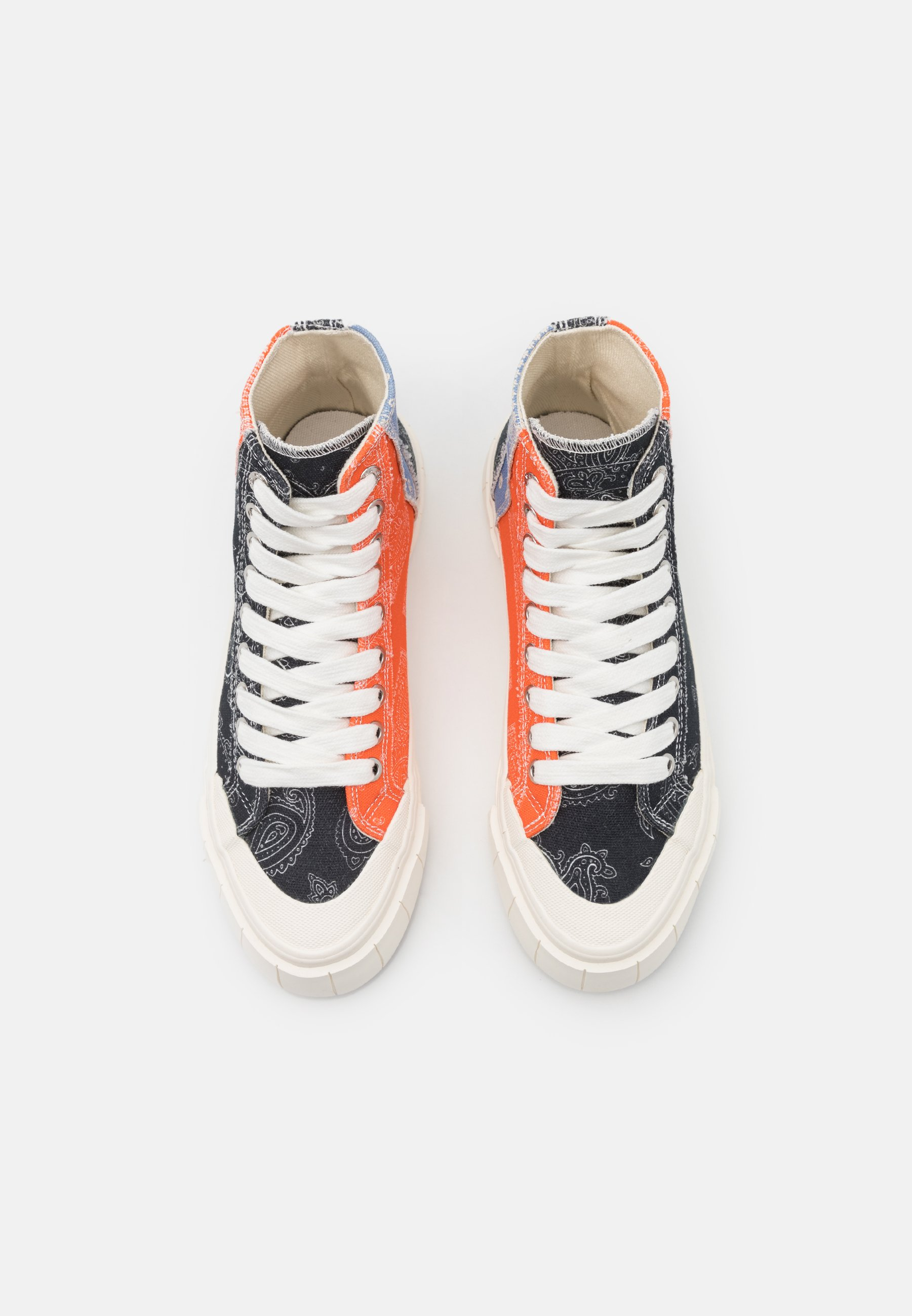 Men PALM PAISLEY - High-top trainers