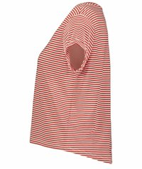 Tommy Jeans - RELAXED FIT - Print T-shirt - rot - 1