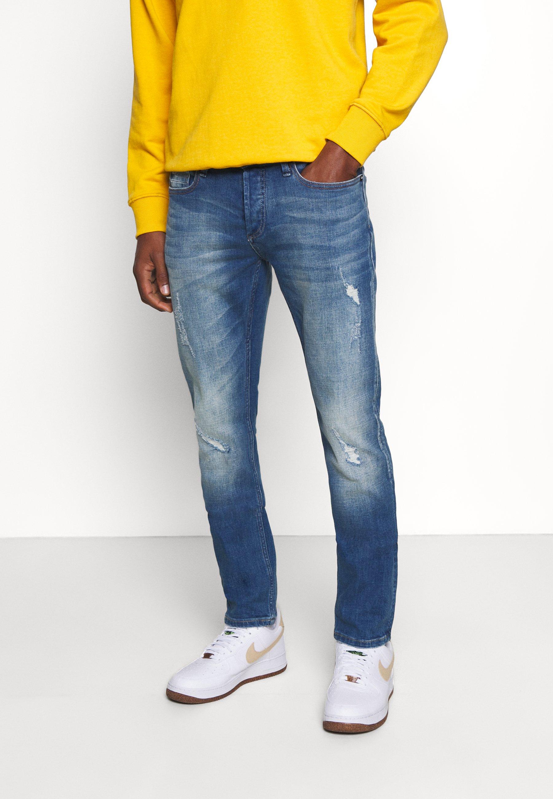 Uomo RAZOR - Jeans slim fit